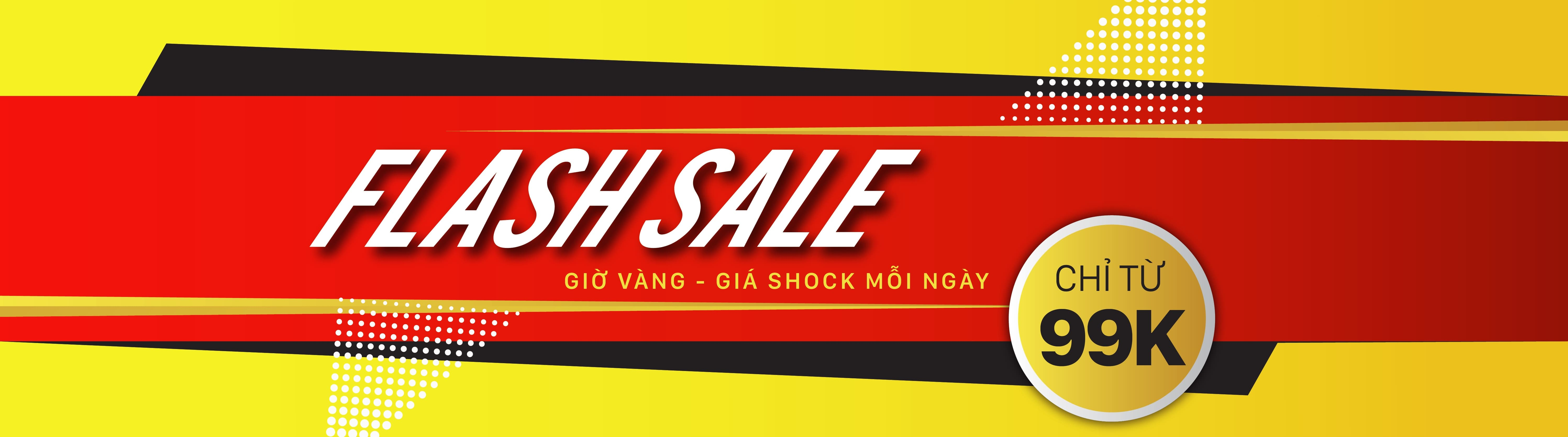 Banner flash sale pc